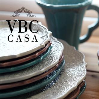 [하반기 정식재입고 슈퍼세일] 아름다운 이태리 VBC CASA 레이스 컬렉션 크림 핑크 아쿠아